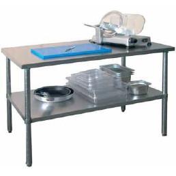 Arbeitstisch B 1000 x T 700 x H 860 - 900 mm