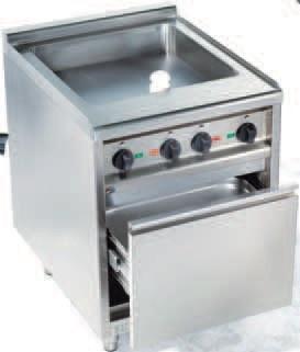 Allzweck Elektro Grillpfanne 24 Liter